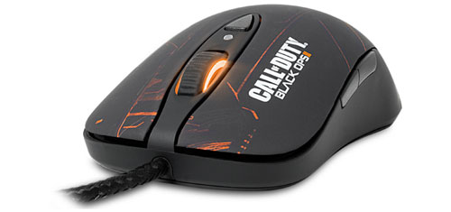 SteelSeries Black Ops 2 Gaming Mouse