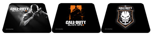 SteelSeries Black Ops 2 QcK Mousepads