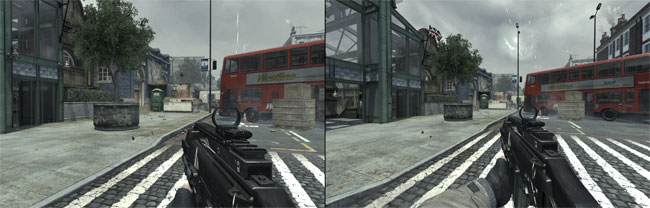 Modern Warfare 3 FOV 65 to 90